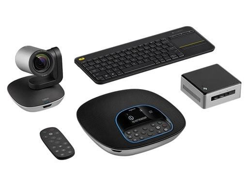 Logitech Video Conferencing Hardware